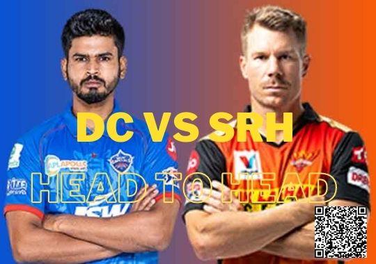 Delhi Capitals vs Sunrisers Hyderabad