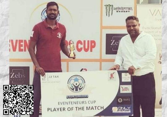 Ramesh and Unmukt Dehi Challengers win
