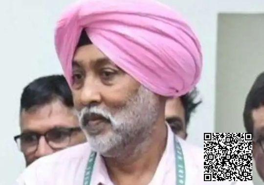 MP singh former indian hockey player