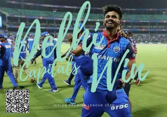 IPL 2020 Delhi Capitals enter in finals after 13 years