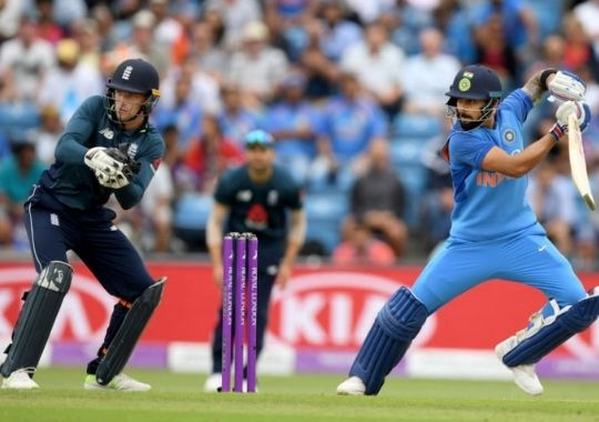 Butler's innings hit Virat Kholi, england won by 8 wickets