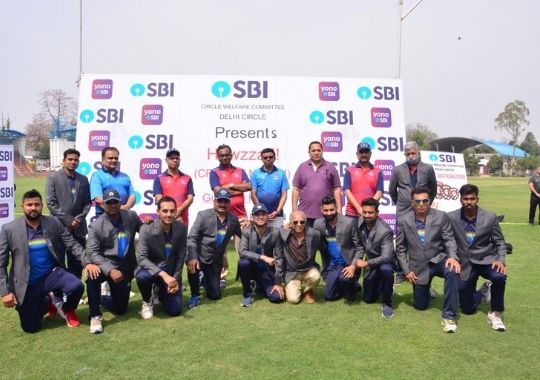 State Bank of India Sports Award Ceremony