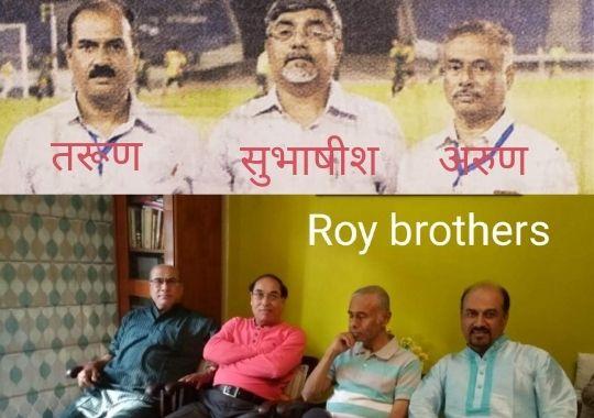 Goodbye International football players Arun Roy! Football family will miss you big