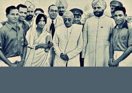 When Dr. Ambedkar and Dadda Dhyanchand share a platform