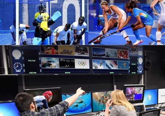 Video referrals don't put hockey out of the Olympics